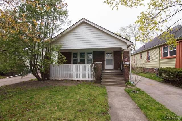 703 S Rembrandt Avenue, Royal Oak, MI 48067 (#2210028387) :: Real Estate For A CAUSE