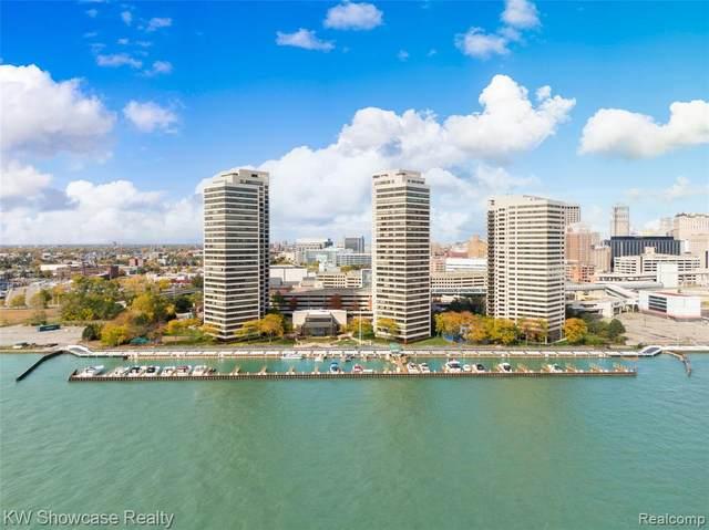 1001 W Jefferson Ave # 300/2Fg, Detroit, MI 48226 (#2210028753) :: BestMichiganHouses.com