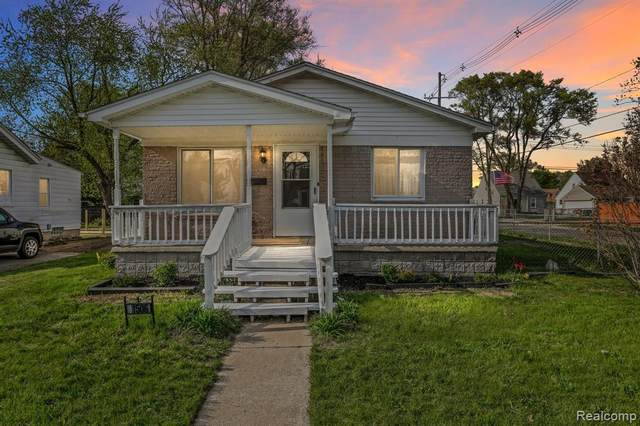 1506 Albany Street, Ferndale, MI 48220 (#2210028877) :: Real Estate For A CAUSE