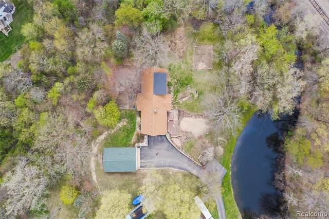 210 Elmwood Drive, Davison, MI 48423 (#2210028988) :: Real Estate For A CAUSE