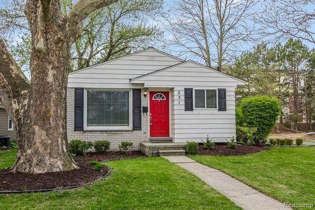 221 N Alice Avenue, Rochester, MI 48307 (#2210029051) :: Real Estate For A CAUSE