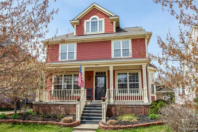 1806 Gilmore Street, Howell, MI 48855 (#2210029077) :: Real Estate For A CAUSE