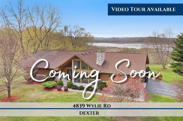 4839 Wylie Road, Dexter Twp, MI 48130 (#543280441) :: Real Estate For A CAUSE