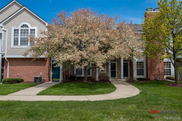 5436 Pine Aires Drive, Sterling Heights, MI 48314 (#2210029436) :: Real Estate For A CAUSE