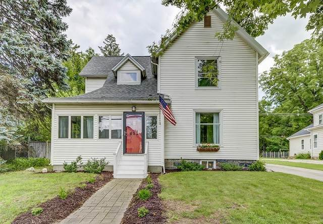 613 S Main, Chelsea, MI 48118 (#543280221) :: Real Estate For A CAUSE
