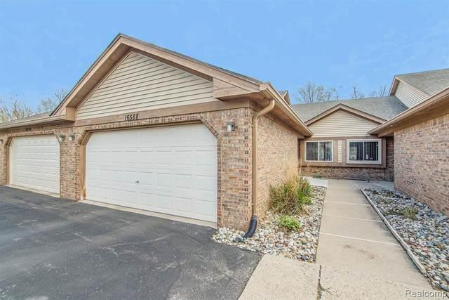 16588 Woodlane, Fraser, MI 48026 (#2210029536) :: Real Estate For A CAUSE