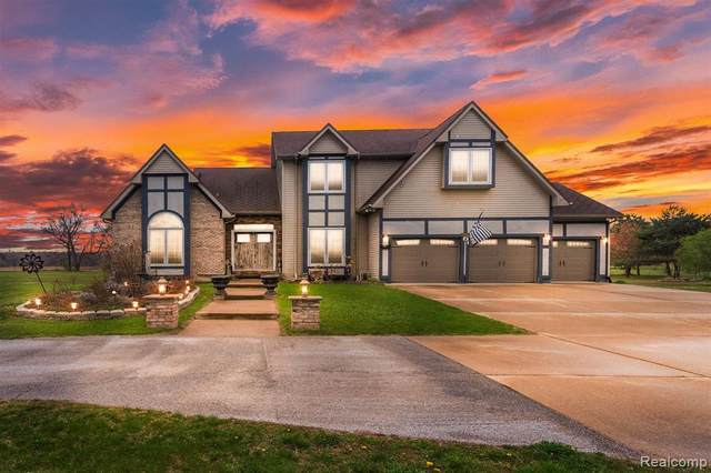 3501 Hatch Road N, Liberty Twp, MI 49246 (#2210029656) :: Real Estate For A CAUSE