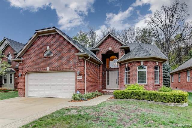 49856 Sable Creek Drive, Macomb Twp, MI 48042 (#2210029705) :: Real Estate For A CAUSE