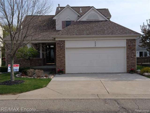 644 Rolling Hills Lane, Lapeer, MI 48446 (#2210029739) :: Real Estate For A CAUSE