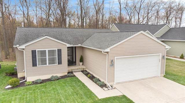 513 Coventry Circle, Dexter, MI 48130 (#543280295) :: Real Estate For A CAUSE