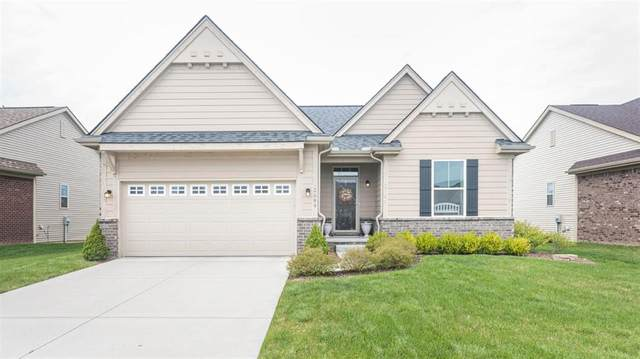 2089 Sheffield Drive, Superior Township, MI 48198 (#543280376) :: Novak & Associates
