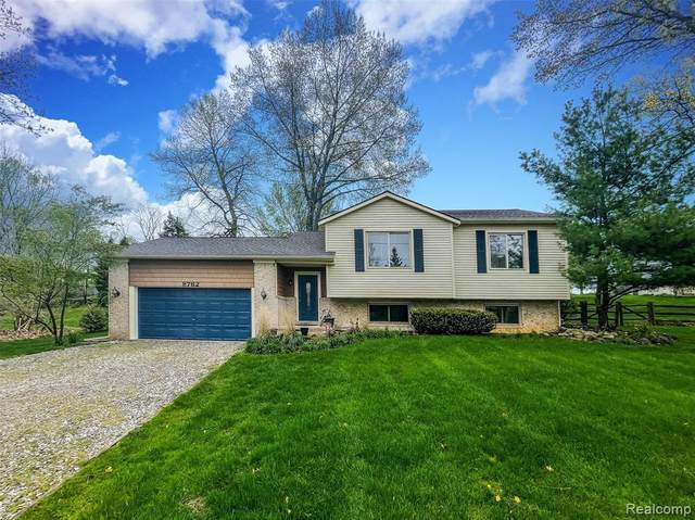 8762 Pontiac Lake Road, White Lake Twp, MI 48386 (#2210029845) :: Real Estate For A CAUSE