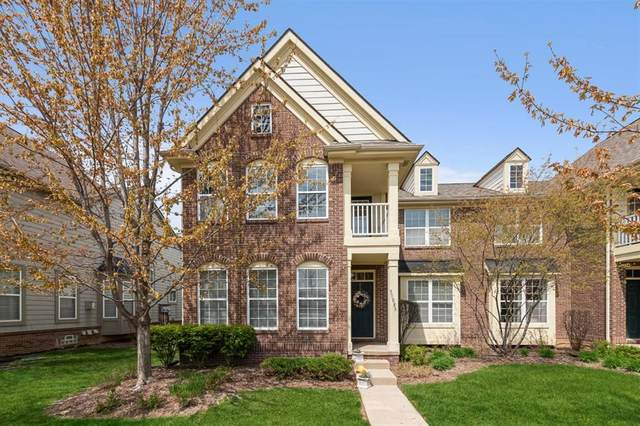 51083 Sleepy Hollow, Canton Twp, MI 48188 (#543280466) :: Real Estate For A CAUSE