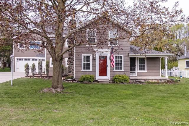 6631 Salem Road, Salem Twp, MI 48170 (#2210029886) :: Real Estate For A CAUSE