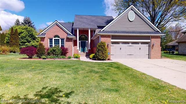 3112 Hazelwood Court, Waterford Twp, MI 48329 (#2210030011) :: Real Estate For A CAUSE