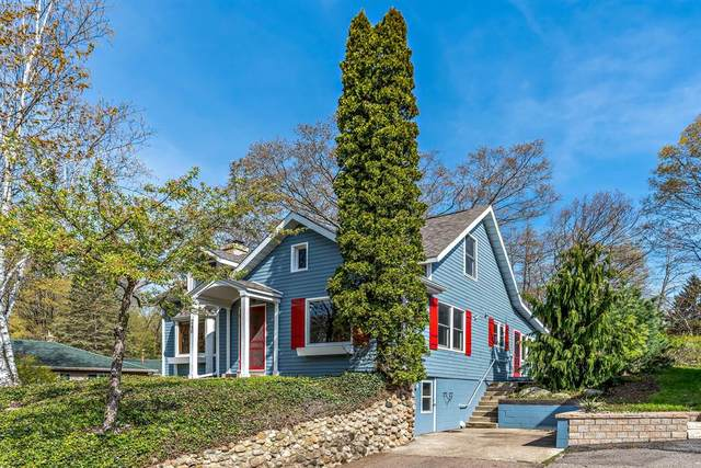246 Ridge Avenue, Chikaming Twp, MI 49125 (#69021014315) :: Real Estate For A CAUSE