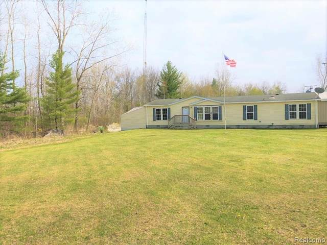 6990 Burns Line Road, Worth Twp, MI 48450 (#2210030029) :: Real Estate For A CAUSE