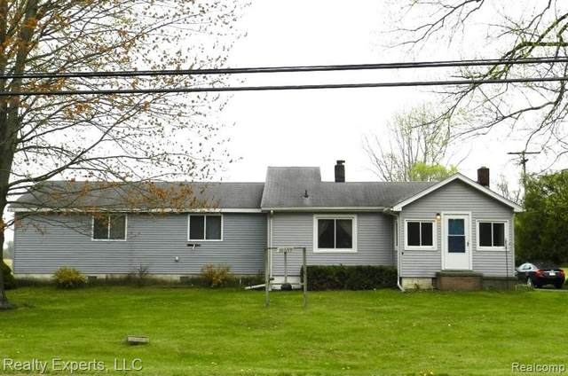 10669 Whittaker Road, Augusta Twp, MI 48190 (#2210030086) :: Real Estate For A CAUSE