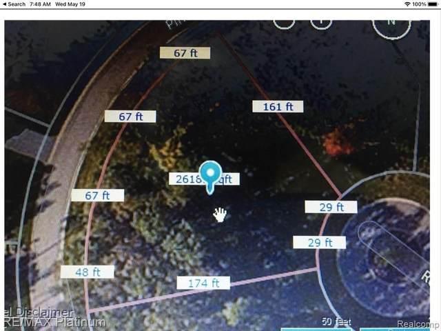 V/L Rexford Court, Hamburg Twp, MI 48116 (#2210030300) :: Real Estate For A CAUSE