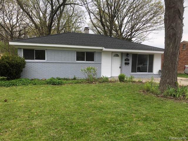 28014 Selkirk Street, Southfield, MI 48076 (#2210030585) :: Real Estate For A CAUSE