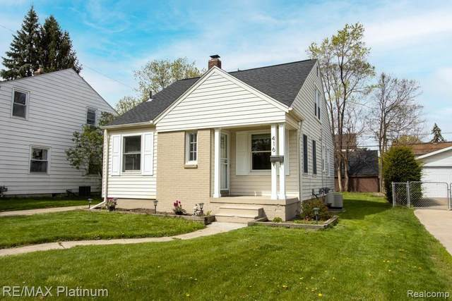 416 Chandler Avenue, Flint, MI 48503 (#2210030596) :: Real Estate For A CAUSE