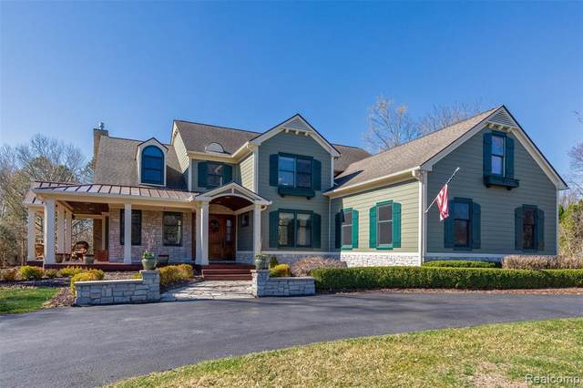 7150 Parkhurst Drive, Bloomfield Twp, MI 48301 (#2210030634) :: Real Estate For A CAUSE