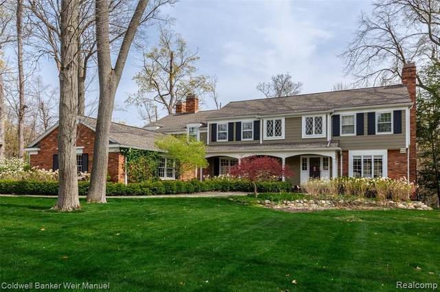 22612 N Nottingham Drive, Beverly Hills, MI 48025 (#2210030656) :: Real Estate For A CAUSE