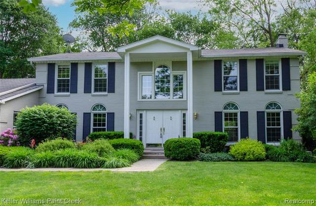 1501 Surria Court, Bloomfield Hills, MI 48304 (#2210030674) :: Real Estate For A CAUSE