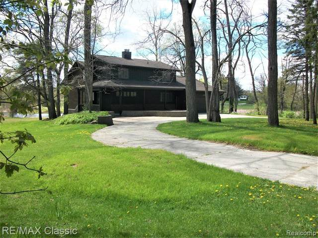 2110 Clyde Rd, Oceola Twp, MI 48855 (#2210030845) :: Real Estate For A CAUSE