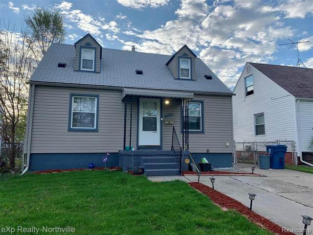 5037 S Hubbard Street, Wayne, MI 48184 (#2210030862) :: Real Estate For A CAUSE