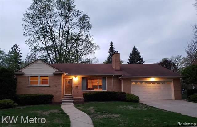 9833 Blackburn Street, Livonia, MI 48150 (#2210030885) :: Real Estate For A CAUSE