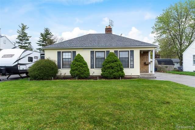 13520 Berwyn, Redford Twp, MI 48239 (#2210030913) :: Real Estate For A CAUSE