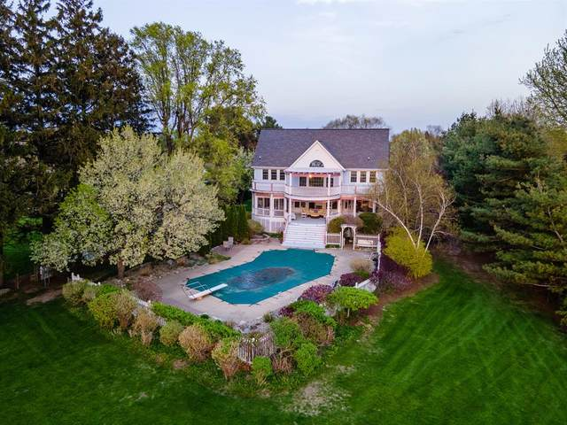 2699 Lake Bluff Terrace, Shoreham Vlg, MI 49085 (#69021014899) :: Real Estate For A CAUSE