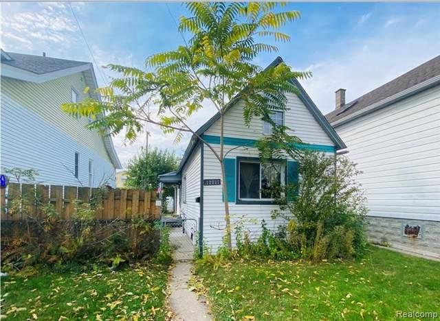12031 Moran Street, Hamtramck, MI 48212 (#2210030931) :: Real Estate For A CAUSE