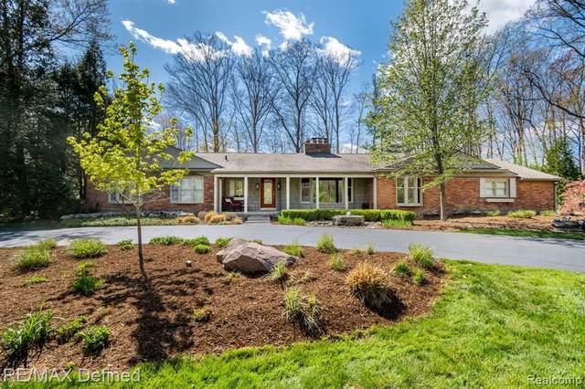 23170 Hickory Hollow Drive, Bingham Farms Vlg, MI 48025 (#2210030945) :: RE/MAX Nexus