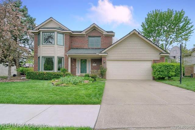 44918 Glengarry Road, Canton Twp, MI 48188 (#2210030954) :: Real Estate For A CAUSE