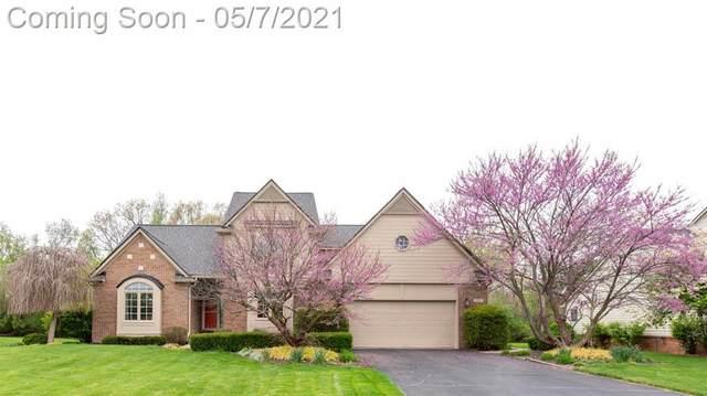834 Fairway Park Drive, Ann Arbor, MI 48103 (#543280594) :: RE/MAX Nexus