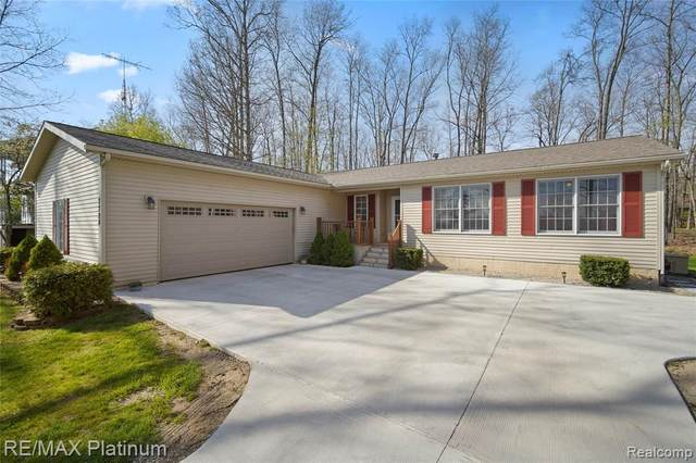 7724 Kingsley Dr, Cambridge Twp, MI 49265 (#2210031094) :: Real Estate For A CAUSE