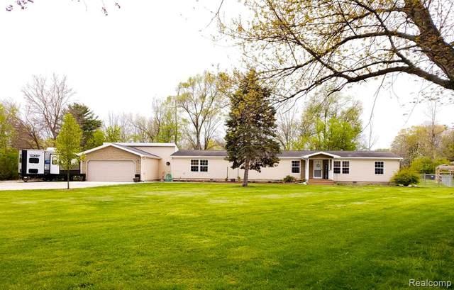 5395 N Genesee Road, Genesee Twp, MI 48506 (#2210031101) :: Real Estate For A CAUSE