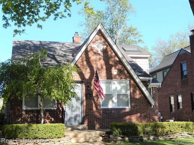 707 S Alexander Ave, Royal Oak, MI 48067 (#2210031177) :: Real Estate For A CAUSE