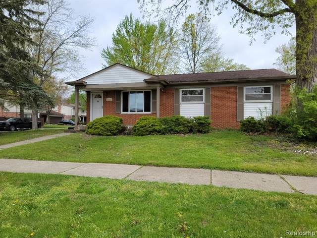 22532 Hillcrest Drive, Woodhaven, MI 48183 (#2210031366) :: Real Estate For A CAUSE