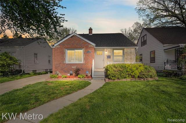 1327 Wyandotte Avenue, Royal Oak, MI 48067 (#2210031455) :: Real Estate For A CAUSE