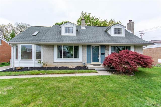 29420 Lori Street, Livonia, MI 48154 (#2210031478) :: Real Estate For A CAUSE