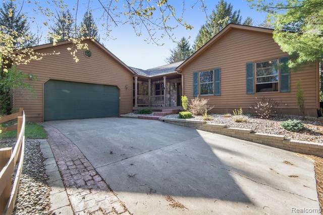2111 King Road, Mayfield Twp, MI 48446 (#2210031535) :: Real Estate For A CAUSE