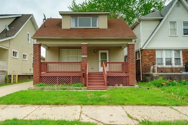 1729 Fort Park Boulevard, Lincoln Park, MI 48146 (#2210031825) :: Novak & Associates
