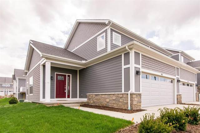 108 E Henry Street #803, Saline, MI 48176 (#543280627) :: Real Estate For A CAUSE