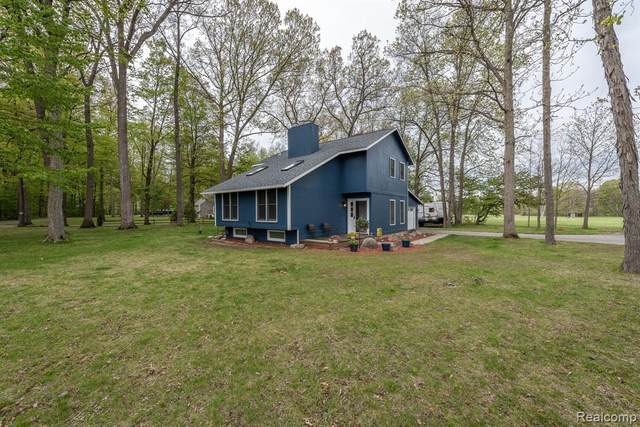 3599 Hunt Road, Adrian Twp, MI 49221 (#2210031942) :: Real Estate For A CAUSE