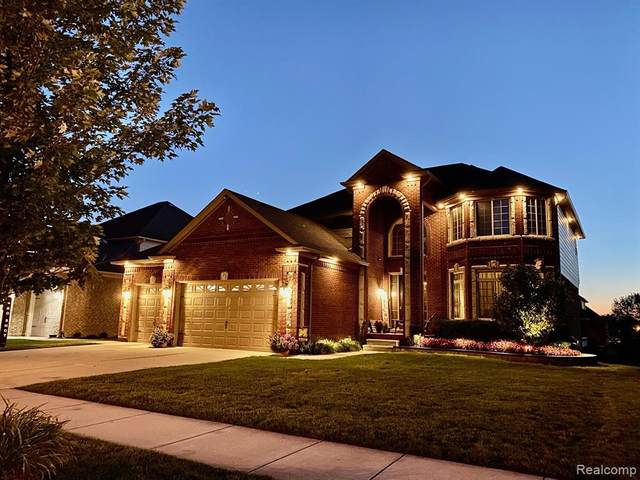 52445 Rejoice Drive, Macomb Twp, MI 48042 (#2210031981) :: Real Estate For A CAUSE