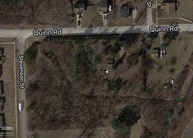 0000 Quinn, Clinton Twp, MI 48035 (#58050040816) :: Real Estate For A CAUSE