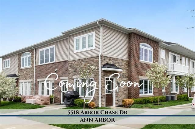 5518 Arbor Chase Drive, Scio, MI 48103 (#543280643) :: RE/MAX Nexus